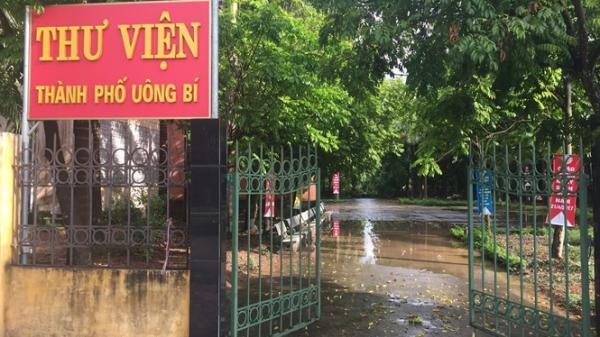 Giật mình việc tiêu hủy hơn 10 ngàn quyển sách ở Thư viện Uông Bí Quảng Ninh