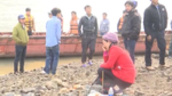 Tìm thấy 8/9 thi thể cửu vạn bốc vác cho 1 công ty ở Quảng Ninh trong vụ chìm thuyền