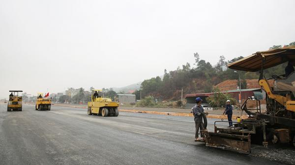 Quảng Ninh: Gấp rút hoàn thiện hạ tầng giao thông