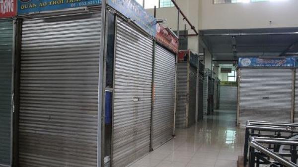 Quảng Ninh: Hé lộ nguyên nhân khiến tiểu thương chợ Hạ Long đồng loạt đóng cửa
