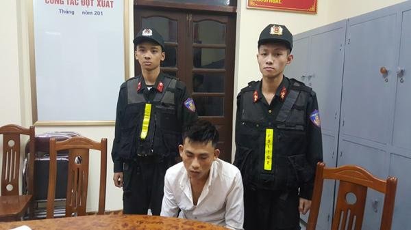Quảng Ninh:  Bắt quả tang 9x đẹp trai mua ma túy về sử dụng và tiêu thụ