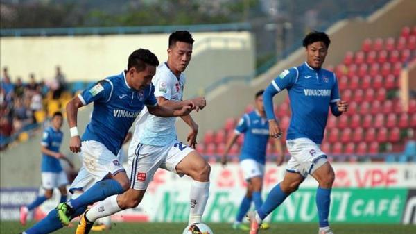 Than Quảng Ninh giành thắng lợi đậm trước đương kim vô địch, giữ vững ngôi đầu bảng