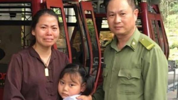 Quảng Ninh: Tìm thấy bé gái 6 tuổi bị lạc mẹ trên đỉnh Yên Tử
