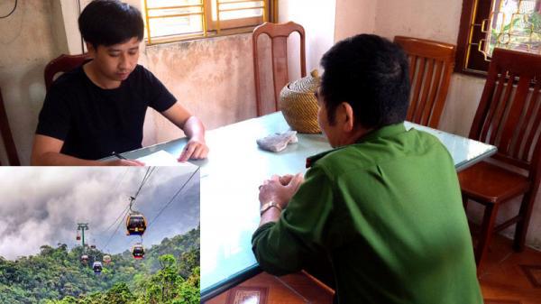 Quảng Ninh: Đã bắt được đối tượng chiếm đoạt gần 200 triệu tiền vé cáp treo