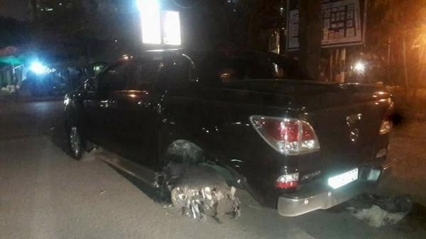 Vụ ô tô kéo lê người đi xe mang BKS CA Quảng Ninh cấp trên phố: Nguyên nhân lãng xẹt