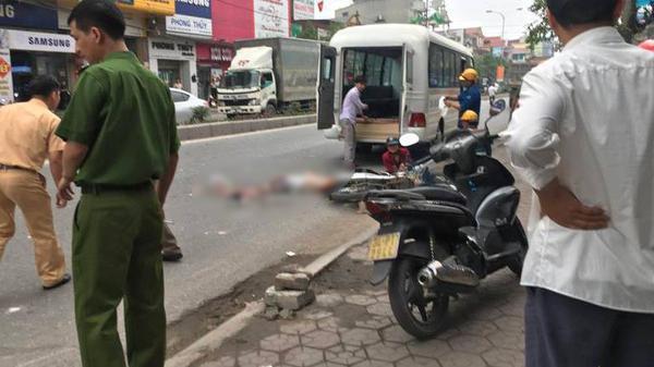 Va chạm ô tô hướng Quảng Ninh - Hải Dương: Chồng tử vong tại chỗ, vợ nguy kịch