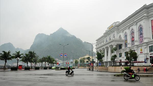 Quảng Ninh: Cảnh báo mưa lớn trên diện rộng trên địa bàn Quảng Ninh