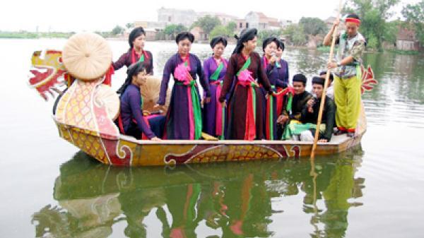 Dòng sông Tiêu Tương huyền thoại và vùng văn hóa Kinh Bắc