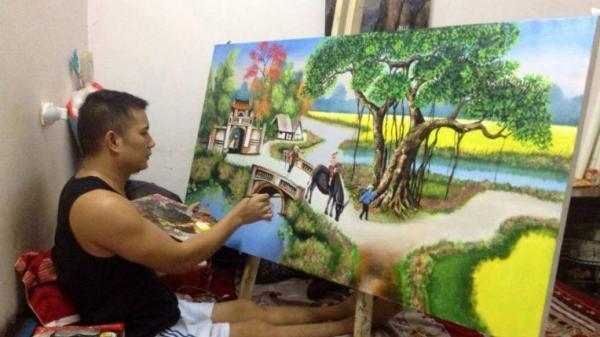 Nghị lực phi thường của người đàn ông Quảng Ninh gặp tai nạn đau đớn vào năm 27 tuổi