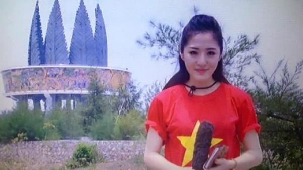 Ngẩn ngơ trước vẻ đẹp say đắm lòng người của nữ MC xinh nhất đất mỏ Quảng Ninh