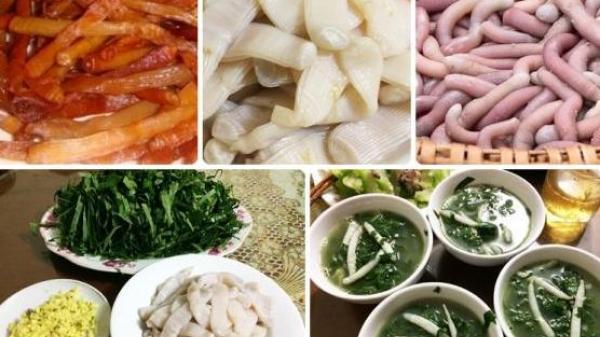 """Về Vân Đồn(Quảng Ninh) thưởng thức món hải sản """"cực ngon"""" đắt hơn cả vàng 24K"""