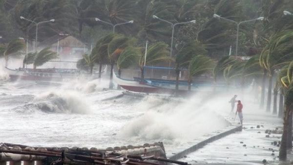 Áp thấp nhiệt đới có nguy cơ mạnh lên thành bão, hướng vào đồng bằng Bắc Bộ