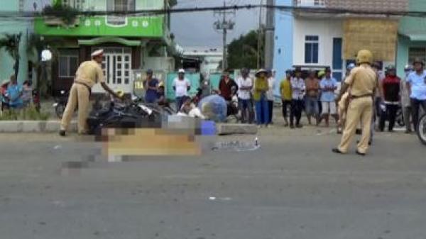 Bạc Liêu: Truy tìm tài xế xe tải đâm chết cô gái trẻ rồi bỏ trốn