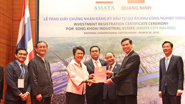 Quảng Ninh: Dấu ấn 30 năm thu hút FDI