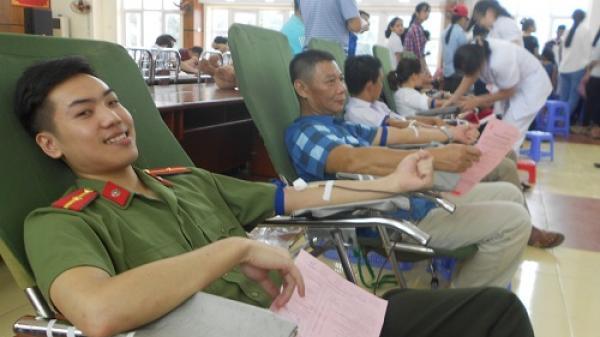 Huyện Ba Chẽ(Quảng Ninh): Tiếp nhận 193 đơn vị máu trong ngày hội hiến máu tình nguyện 2017