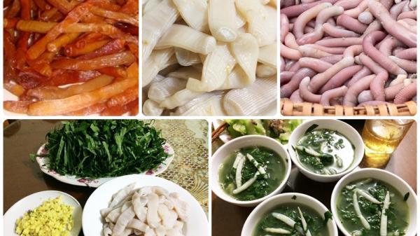 Về Vân Đồn(Quảng Ninh) thưởng thức món hải sản đắt hơn cả vàng 24K