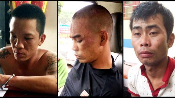 Quảng Ninh: Bắt 3 đối tượng táo tợn phá khóa nhà dân trộm xe máy