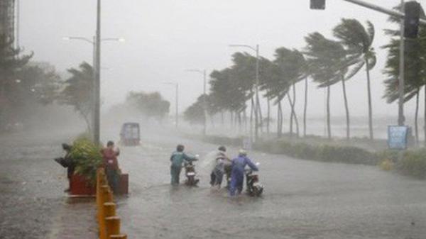 CẢNH BÁO: Bão số 9 kết hợp không khí lạnh gây mưa lớn 6 ngày tại Nam Trung bộ
