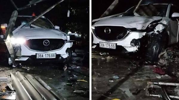 Xe của Phó phòng TN&MT huyện gây tai nạn khiến 1 người c.hết