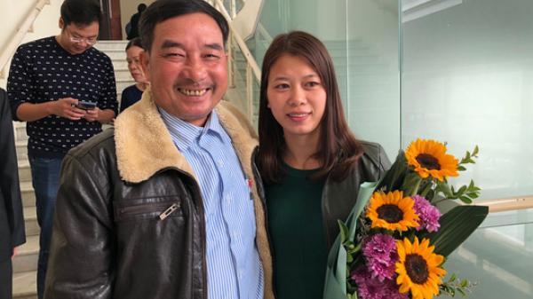 TT - Huế: Vợ trẻ người hiến tim rơi lệ gặp người nhận trái tim của chồng