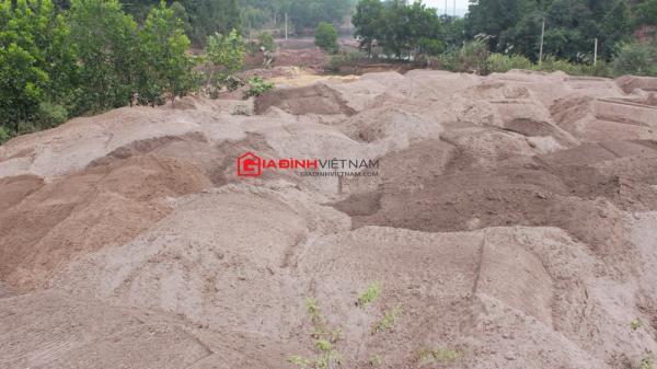 Quảng Ninh: Công khai đổ trộm tro xỉ nhà máy Nhiệt điện Mông Dương ra môi trường