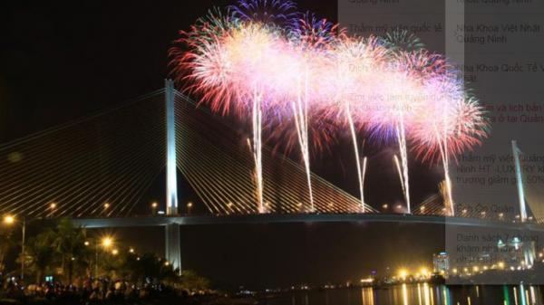 CỰC HOT: Quảng Ninh sẽ bắn pháo hoa siêu HOÀNH TRÁNG chào mừng sự kiện quan trọng