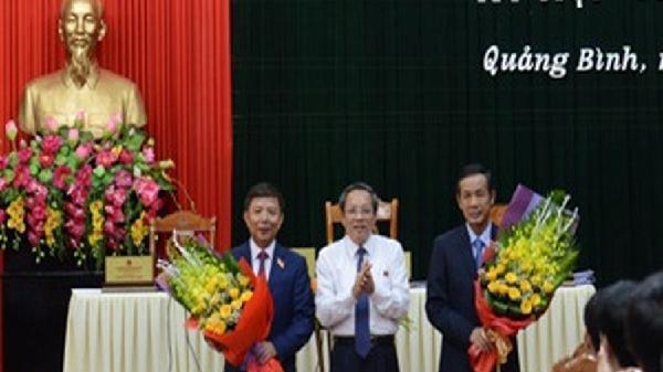 Quảng Bình: Có tân Chủ tịch UBND tỉnh