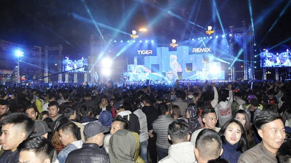 Hôm nay, Quảng Ninh tổ chức đại hội âm nhạc chào đón năm mới 2019 hoành tráng, 'chịu chơi' nhất trong lịch sử