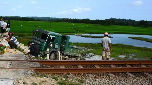 T.ai n.ạn đường sắt gia tăng đột biến ở Quảng Ngãi