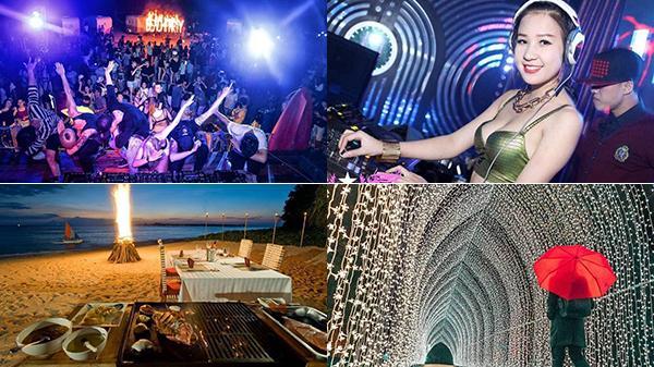 Quảng Ninh: Thông tin CHÍNH THỨC mới nhất về đêm hội party bãi biển và lễ hội ánh sáng hoành tráng nhất trong lịch sử