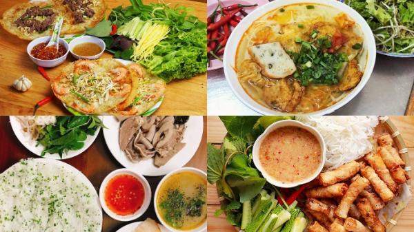 Điểm danh top 10 món ăn đường phố ngon ngất ngây nhất định phải thử ở Quy Nhơn