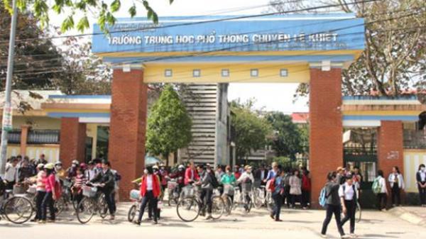 Học sinh trường THPT chuyên ở Quảng Ngãi được ưu tiên tuyển thẳng vào ĐH Quốc gia nổi tiếng nhất nhì Việt Nam