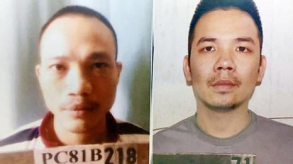 2 tử tù vượt ngục: Đã phát hiện tại một quán karaoke ở Quảng Ninh?