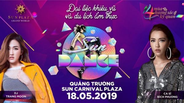 Quảng Ninh: Sắp diễn ra đại tiệc âm nhạc, ẩm thực 'no xong quẩy' FREE vé vào quy tụ dàn DJ, ca sĩ nổi tiếng hiện nay