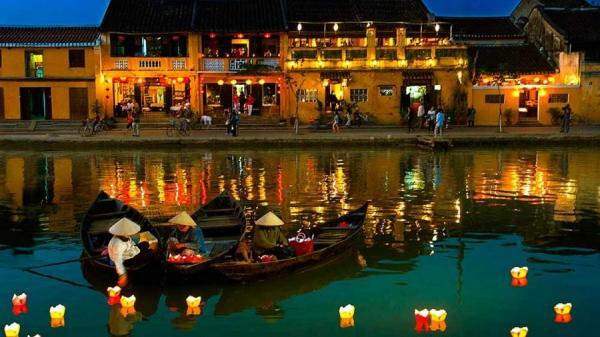 Hội An lọt top những thành phố du lịch đẹp nhất Việt Nam