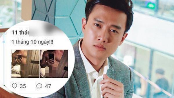 Cư dân mạng náo loạn với thông tin diễn viên Cần Thơ - Quốc Trường lộ bằng chứng 'chat s.e.x'?