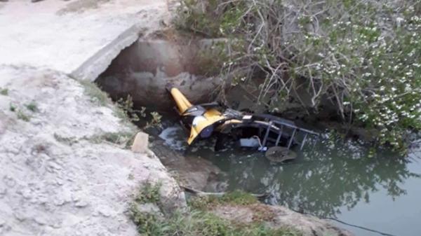 Bàng hoàng phát hiện thi thể 1 chiến sĩ nằm dưới mương nước