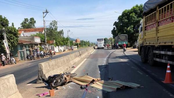 Bình Định: Tai nạn nghiêm trọng, 3 người trong gia đình th.ương v.ong