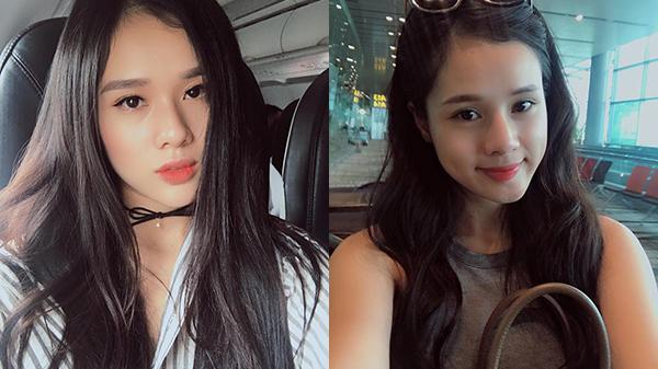 Huyền Trang - Người đẹp Quảng Ninh nổi bật nhất top 10 thí sinh đầu tiên vào bán kết Hoa hậu Hoàn vũ