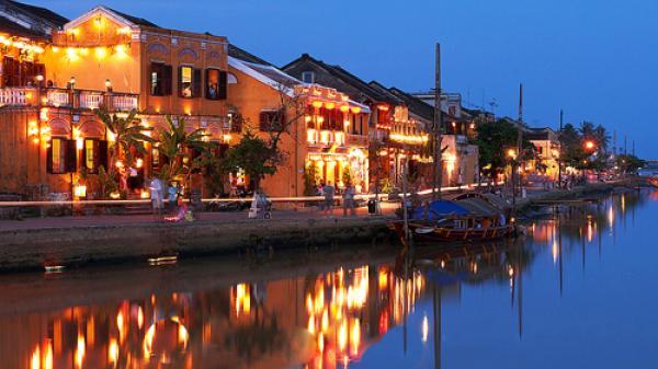 Hội An được tạp chí Mỹ bình chọn là thành phố tuyệt vời nhất thế giới