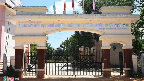 Điều đặc biệt tại ngôi trường ở Quảng Ngãi có tỷ lệ đỗ tốt nghiệp 0%: Học sinh nghỉ học dài ngày, có em đã lấy vợ