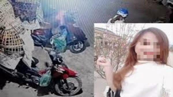 Video ghi lại hình ảnh cuối cùng của nữ sinh giao gà trước khi bị s.át h.ại d.ã m.an
