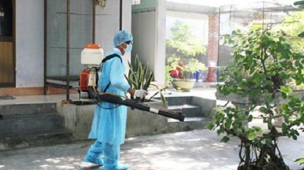Quảng Ngãi: Trên 700 ca mắc bệnh sốt xuất huyết