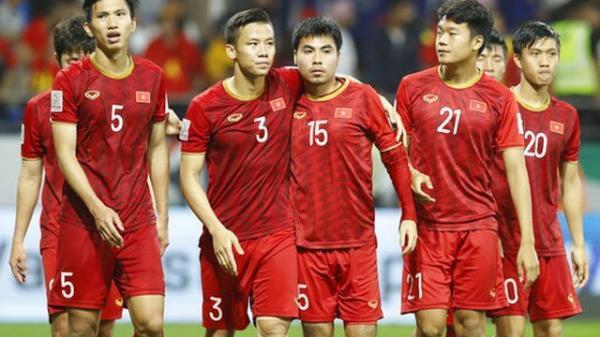 Đội tuyển Việt Nam đón tin kém vui trước trận làm khách Thái Lan