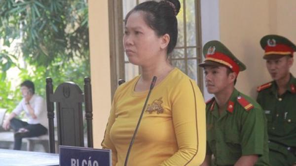 """Quảng Nam: Ch.ém """"tình cũ"""" nhập viện, người phụ nữ t.âm th.ần vẫn phải nhận án tù"""