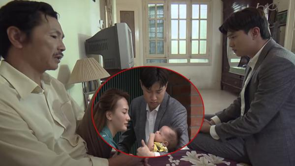'Về nhà đi con': Đừng trách khi bố Sơn khuyên Thư ly hôn Vũ, bố thương con theo cách của mình
