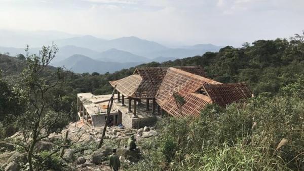 Cáp treo từ Bắc Giang đã lên đỉnh Yên Tử (Quảng Ninh)