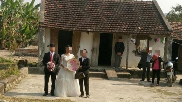 Chị em xôn xao trước hình ảnh đám cưới 4.0: Không loa đài, không cỗ bàn, không làng xóm cũng chẳng có bạn bè đến dự!?