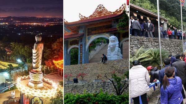 Top những ngôi chùa linh thiêng tại Quảng Ninh