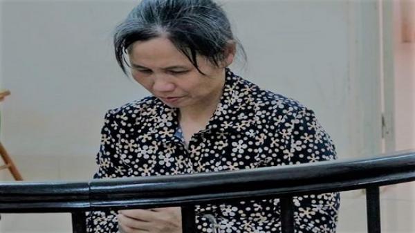 Nữ bị cáo có cuộc đời bất hạnh, lĩnh án tù sau ngày đánh con trai tử vong
